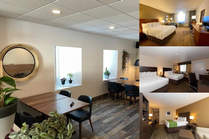 Quality Inn & Suites Matane photo collage