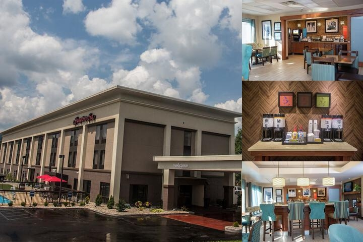 Hampton Inn of Summersville photo collage
