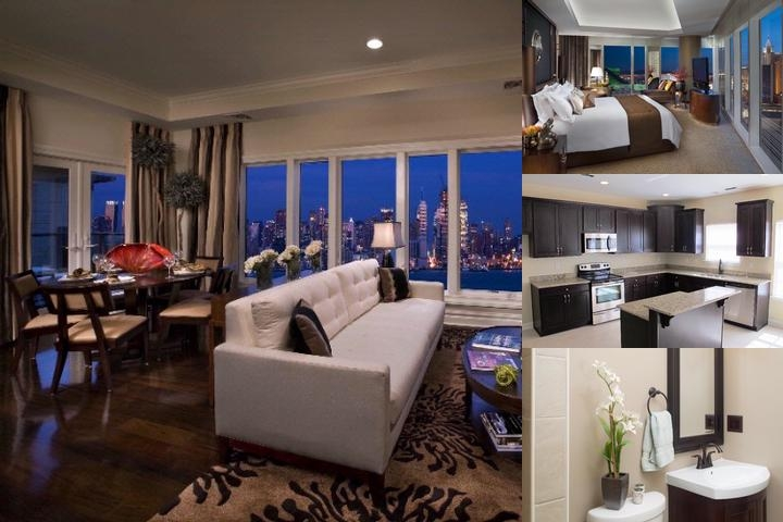 Deluxe Executive Suites photo collage