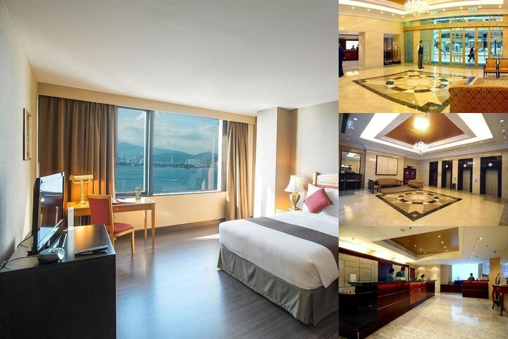 Best Western Plus Hotel Hong Kong photo collage