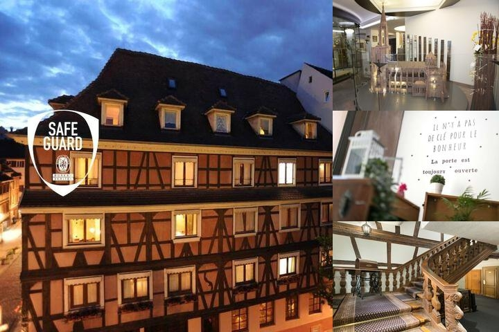 Best Western Europe Strasbourg by Happyculture™ photo collage