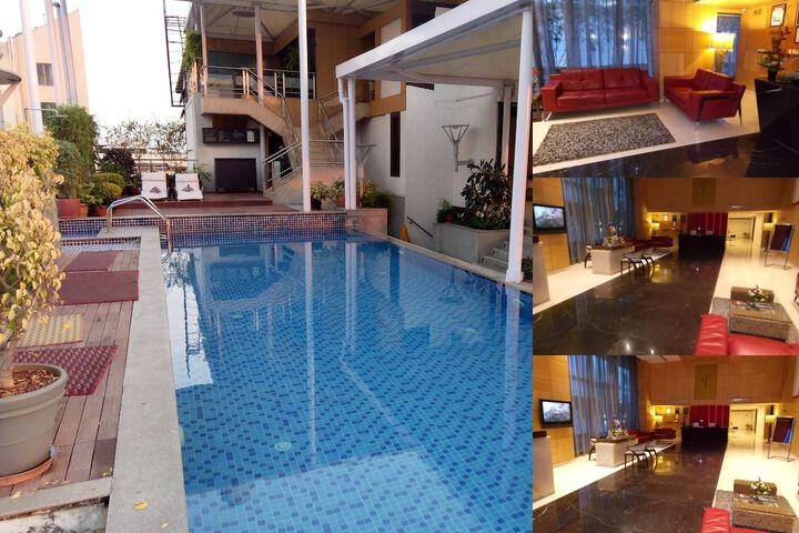 Iris The Business Hotel & Spa photo collage
