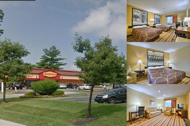 Super 8 Motel Latham / Albany Airport Area photo collage