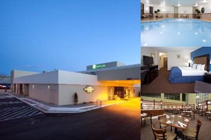 Sheridan Holiday Inn & Convention Center photo collage