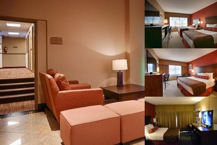 Best Western Terrace Inn photo collage