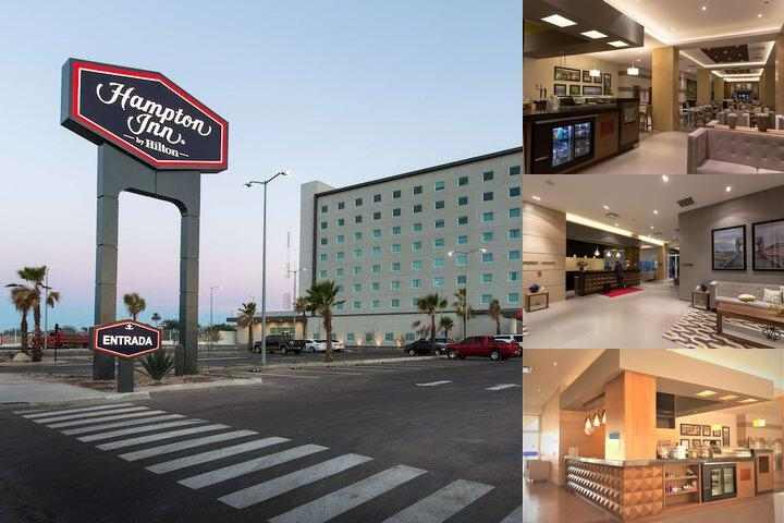 Hampton Inn by Hilton Hermosillo Mexico photo collage