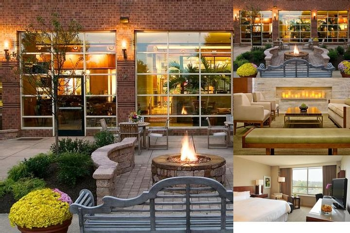 The Westin Princeton at Forrestal Village photo collage