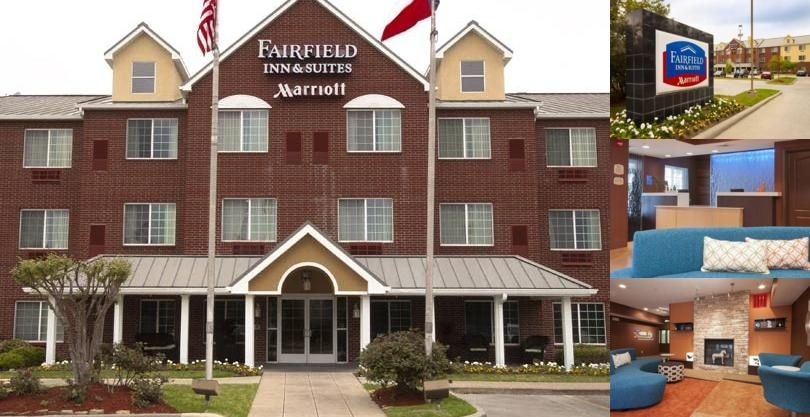 Fairfield by Marriott The Woodlands photo collage