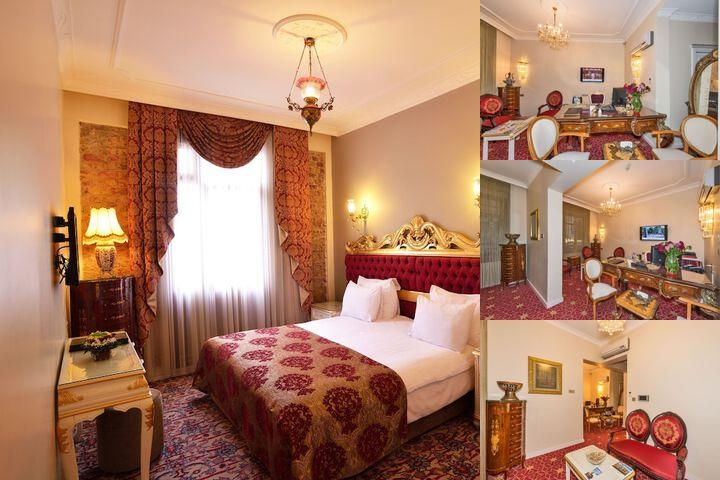 By Murat Crown Hotel photo collage