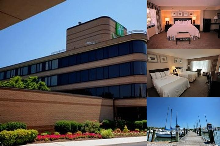 Holiday Inn Solomons Hotel & Conference Center photo collage