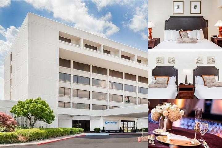Wyndham Indianapolis West photo collage