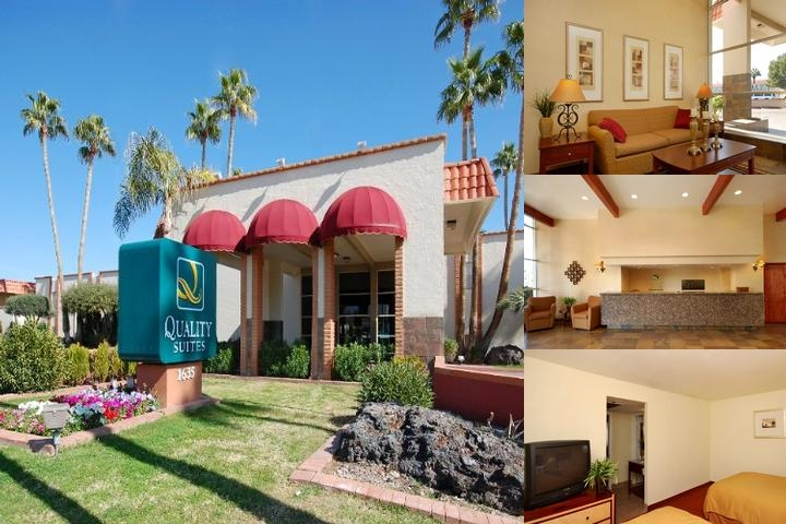 Suburban Extended Stay Hotel Near Asu photo collage