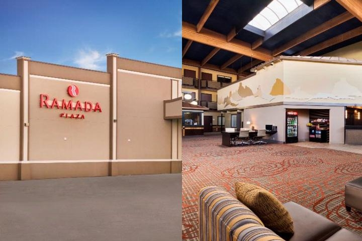 Ramada Plaza photo collage