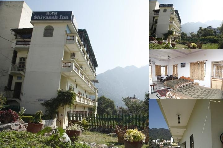 Hotel Shivansh Inn photo collage