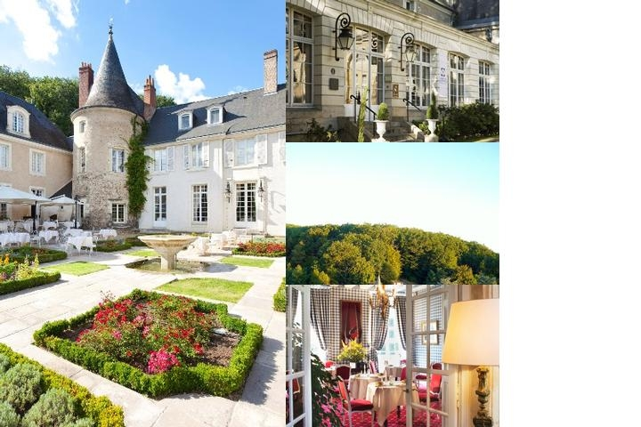 Domaine De Beauvois photo collage