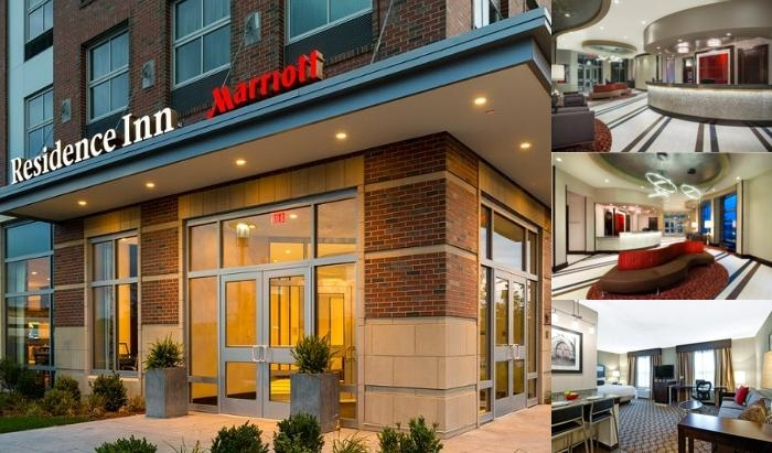 Residence Inn by Marriott Boston Needham photo collage