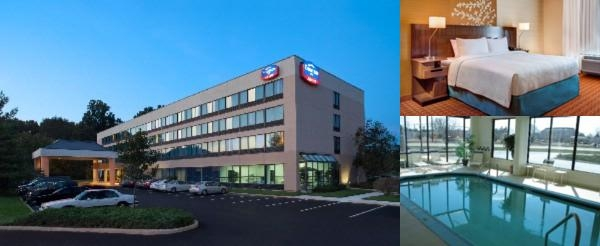 Fairfield Inn photo collage