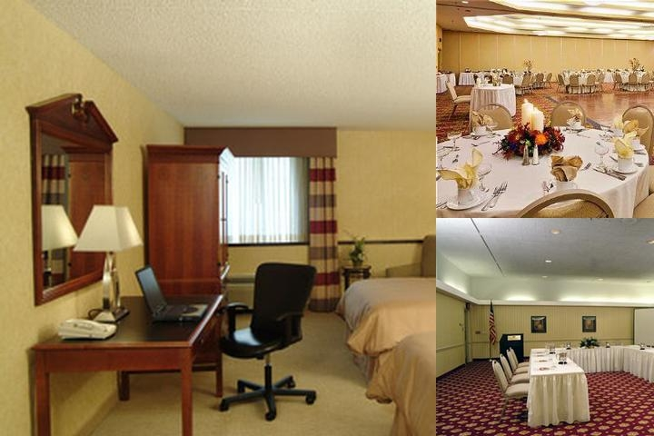 Holiday Inn Center City photo collage