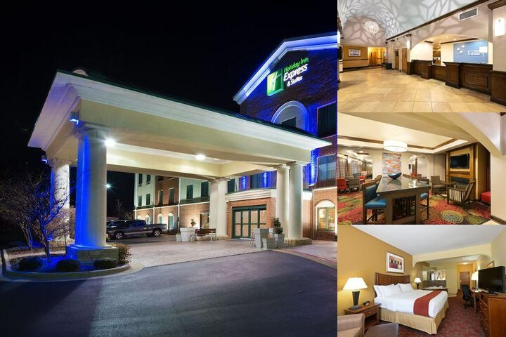 Holiday Inn Express & Suites West Little Rock photo collage