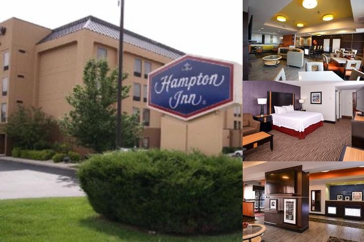 Hampton Inn Springfield photo collage