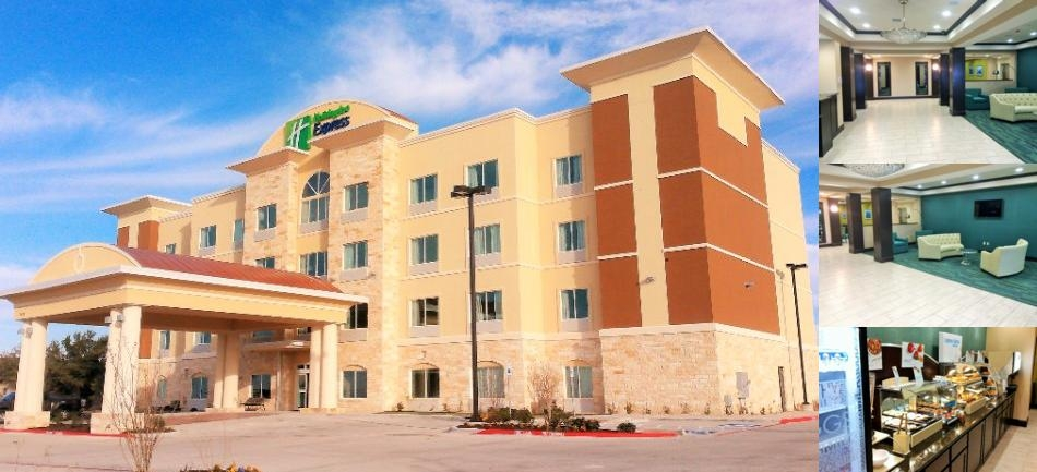 Holiday Inn Express Temple Medical Center photo collage