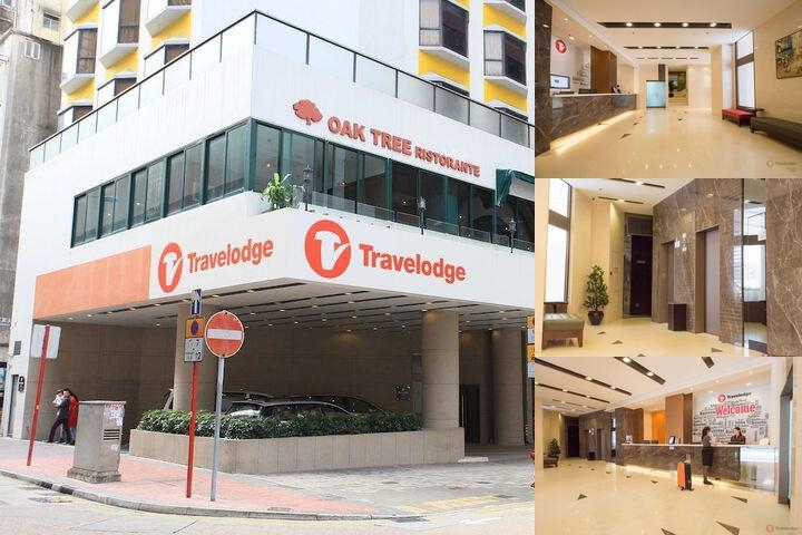 Travelodge Kowloon photo collage