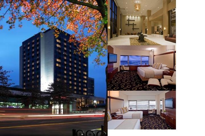 Hyatt Morristown photo collage