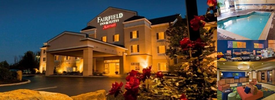 Fairfield Inn & Suites by Marriott Youngstown photo collage