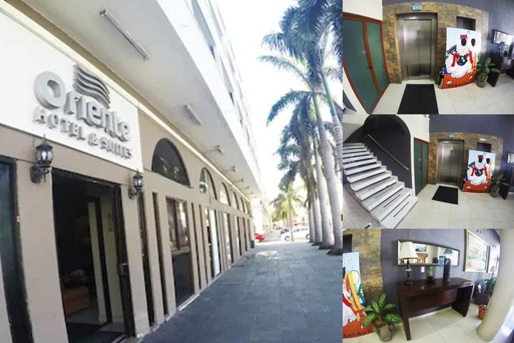 Oriente Hotel & Suites photo collage