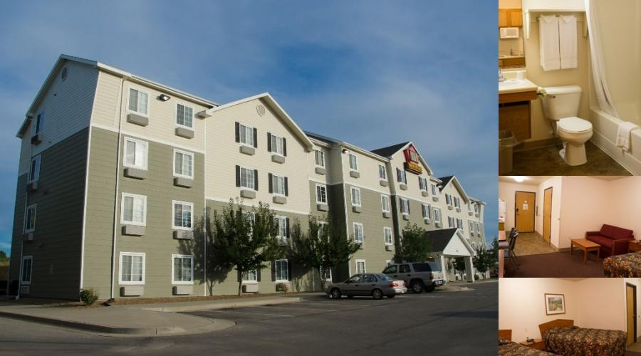 Woodspring Suites Ft. Collins Co (Loveland) photo collage