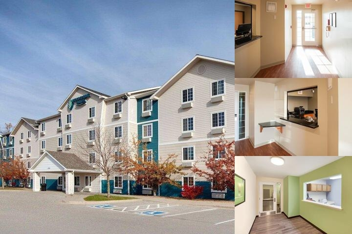 Woodspring Suites Council Bluffs photo collage