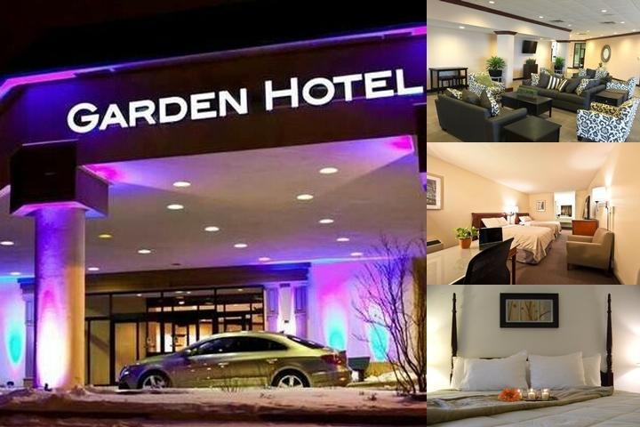 Garden Hotel & Conference Center photo collage