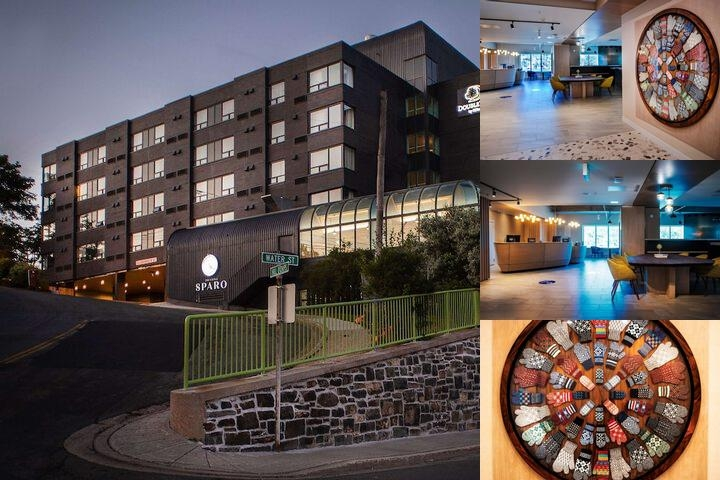 Quality Hotel Harbourview photo collage