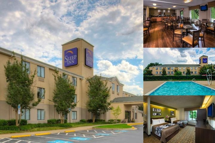 Sleep Inn Rockville photo collage
