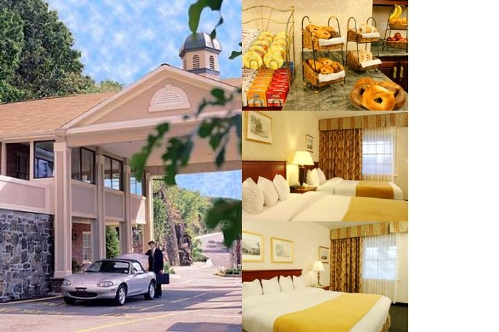 Best Western Fort Lee photo collage