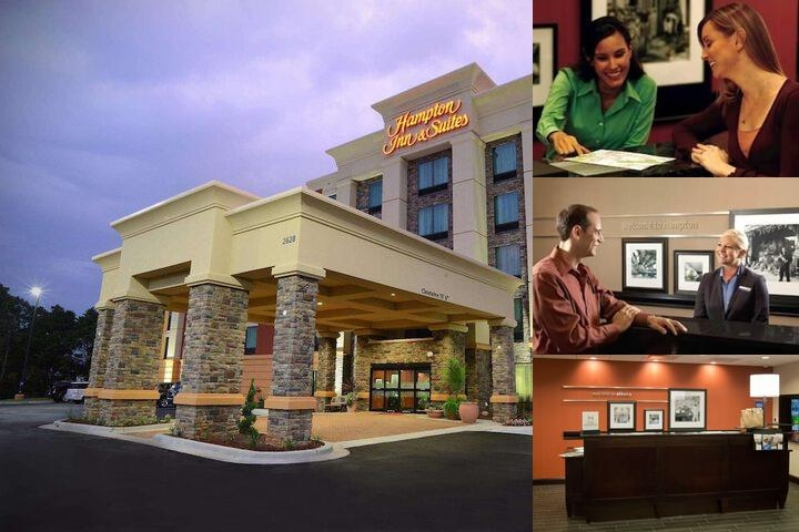 Hampton Inn & Suites Albany Mall photo collage