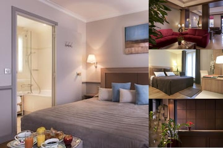 Ovis Hotel photo collage