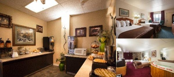 Park View Inn & Suites photo collage