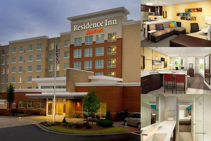 Residence Inn Atlanta Ne / Duluth Sugarloaf photo collage