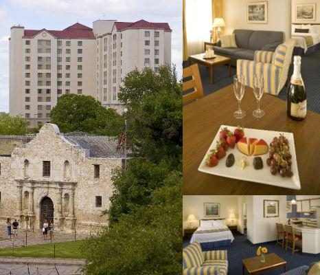 Residence Inn by Marriott San Antonio Alamo Plaza photo collage
