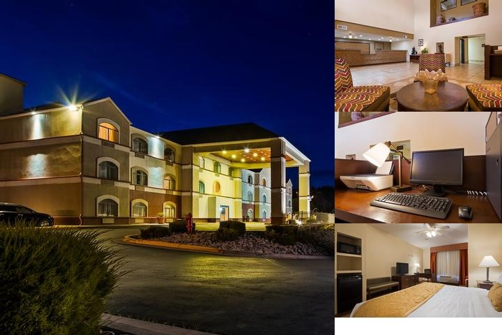 Best Western Plus Ruidoso Inn photo collage