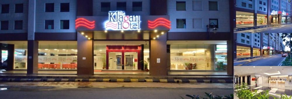 The Klagan Hotel photo collage