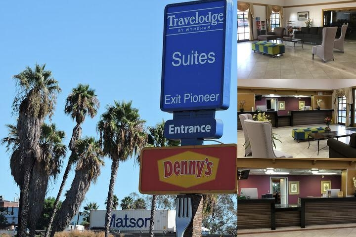 Quality Inn Artesia Cerritos photo collage