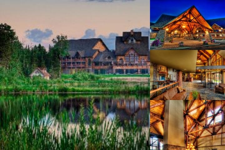 Elk Ridge Resort photo collage
