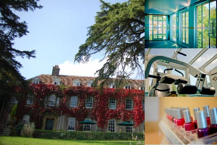 Holbrook House photo collage
