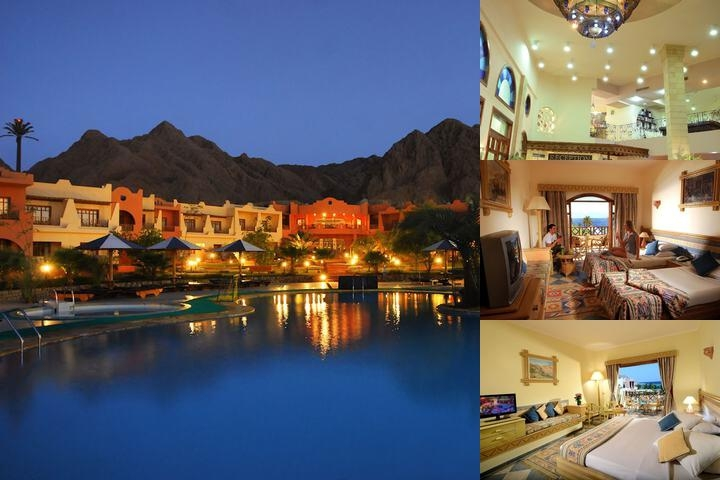 Tropitel Dahab Oasis Resort photo collage