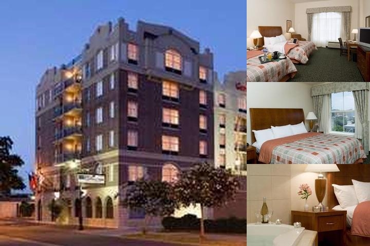 Hilton Garden Inn Historic Savannah photo collage