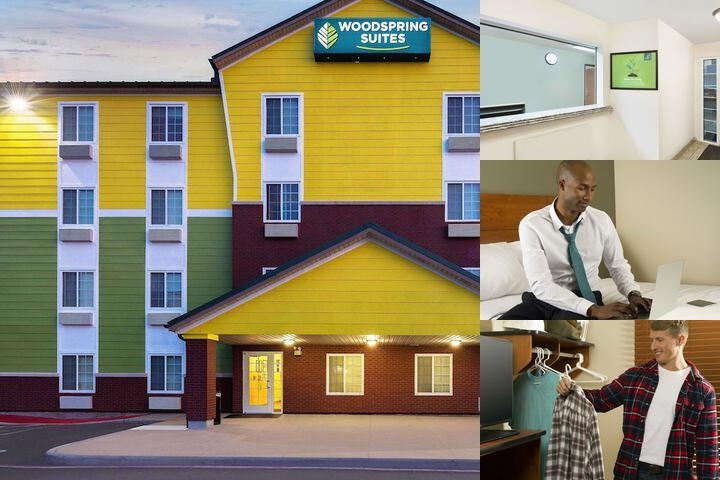 Woodspring Suites Tyler Tx photo collage