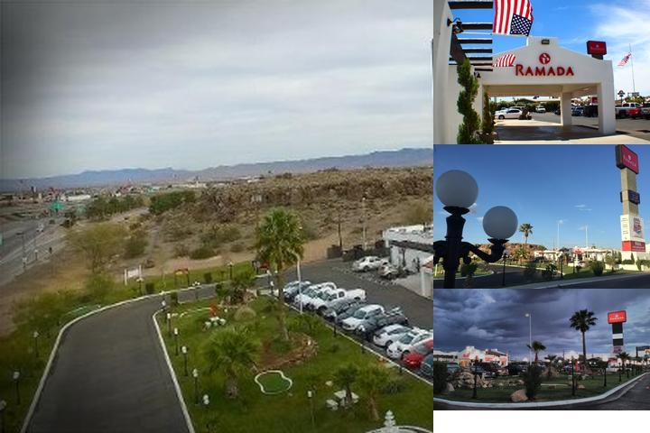 Ramada Kingman photo collage