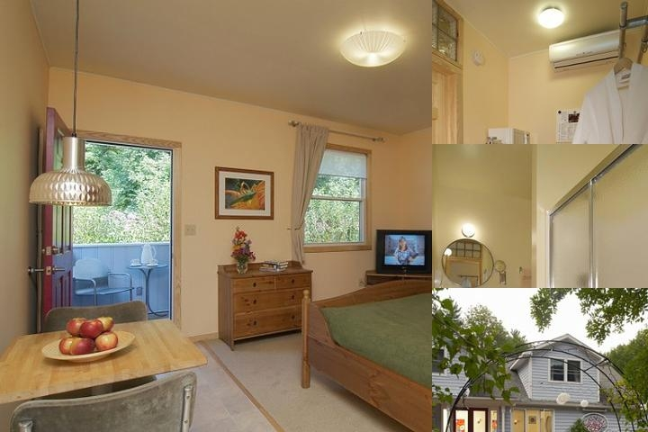 Catskill Rose Lodging & Dining photo collage